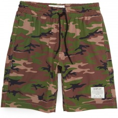 Fairplay Miles Shorts - Woodland