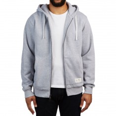Fairplay Zip Up Hoodie - Heather