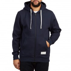 Fairplay Zip Up Hoodie - Navy