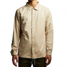 Fairplay Tauro Coaches Jacket - Tan