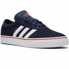 Adidas Adi-Ease Premiere Shoes - Navy/White/Craft Chili