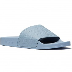 Adidas Adilette Slides - Easy Blue