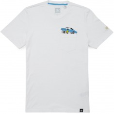 Adidas X Snoop X Gonz Pocket T-Shirt - White