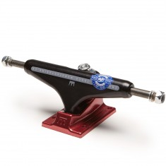 Royal Linegrind Skateboard Trucks - Black/Red