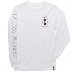 Girl Roman Long Sleeve T-Shirt - White