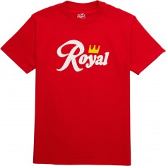 Royal The Royal Kennedy T-Shirt - Red