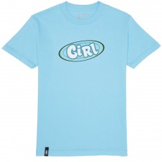 Girl Nerds T-Shirt - Pacific Blue