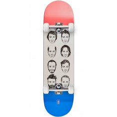 Girl Malto Mop Top Skateboard Complete - 8.25