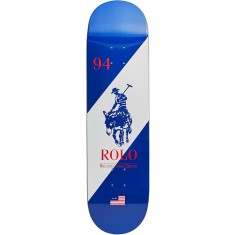 Chocolate Brenes Rolo Skateboard Deck - 8.25