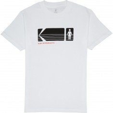 Girl X Kodak Heritage T-Shirt - White