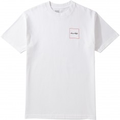 Chocolate Squared T-Shirt - White