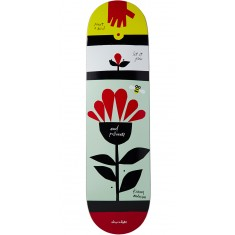 Chocolate X Cons Anderson Skateboard Deck - 8.25""