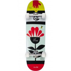 Chocolate X Cons Anderson Skidul Skateboard Complete - 8.5""