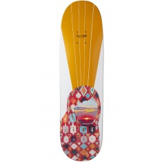 Chocolate Goddess Skateboard Deck - Anderson Skidul - 8.5""