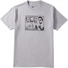 Girl EMB T-Shirt - Grey Heather