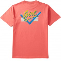 Girl Vacation T-Shirt - Coral
