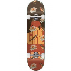 Girl Biebel Sanctuary Skateboard Complete - 8.00""