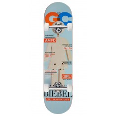 Girl One Off Skateboard Complete - Biebel - 8.00""