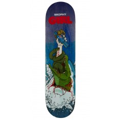 Girl One Off Skateboard Deck - Brophy - 8.00""