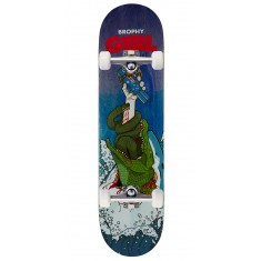 Girl One Off Skateboard Complete - Brophy - 8.00""