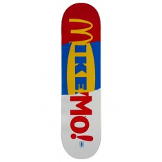 Girl One Off Skateboard Deck - Mike Mo - 7.75""