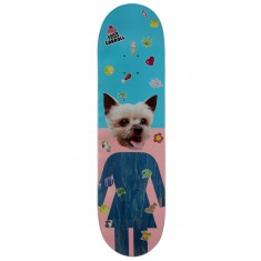 Girl One Off Skateboard Deck - Carroll - 8.375""