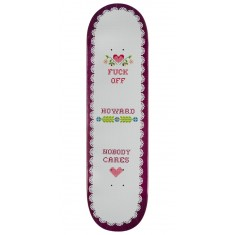 Girl One Off Skateboard Deck - Howard - 8.50""