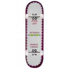 Girl One Off Skateboard Complete - Howard - 8.50""
