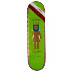 Girl One Off Skateboard Deck - Malto - 8.125""