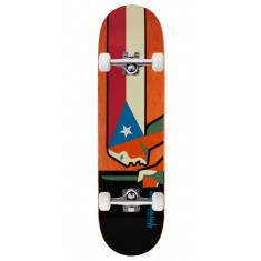 Chocolate One Off Skateboard Complete - Cruz - 8.25""