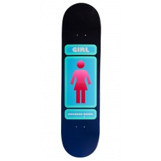Girl Brandon Biebel '93 Til Skateboard Deck - 8.00""