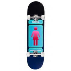 Girl Brandon Biebel '93 Til Skateboard Complete - 8.00""