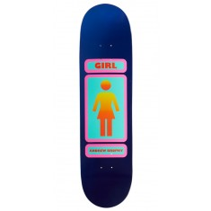 Girl Andrew Brophy 93' Til Skateboard Deck - 8.25""