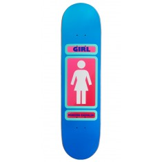 Girl Mike Mo Capaldi 93' Til Skateboard Deck - 8.00""