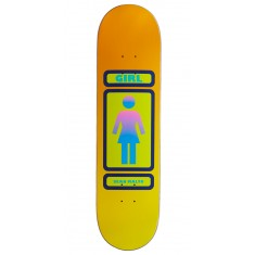 Girl Sean Malto 93' Til Skateboard Deck - 8.125""