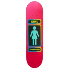 Girl Rick McCrank 93' Til Skateboard Deck - 8.125""
