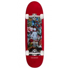 Girl Jungle Skateboard Complete - Kennedy - 9.125""