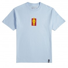 Girl Unboxed Standard T-Shirt - Light Blue