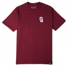 Girl Sketchy OG Standard T-Shirt - Burgundy