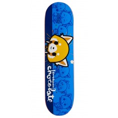 Chocolate X Sanrio Aggretsuko Skateboard Deck - 7.875""