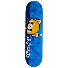 Chocolate X Sanrio Aggretsuko Skateboard Deck - 8.125""