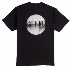 Girl Globe T-Shirt - Black