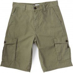 LRG RC Ripstop TS Cargo Shorts - Dusty Olive