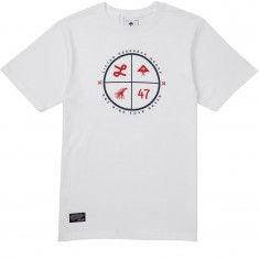 LRG Right On Target T-Shirt - White
