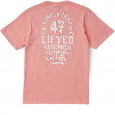 LRG Inspired T-Shirt - Light Pink