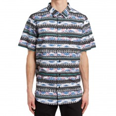 LRG Tribez Short Sleeve Shirt - White