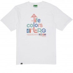 LRG Life Colors T-Shirt - White