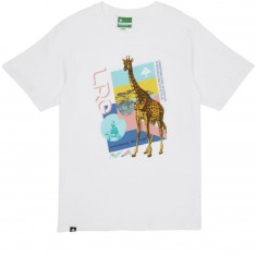 LRG Hi Lo Tree T-Shirt - White