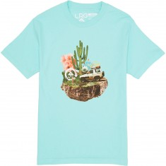 LRG Explore More Photo T-Shirt - Light Turquoise