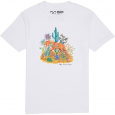 LRG Peyote Coyote T-Shirt - White